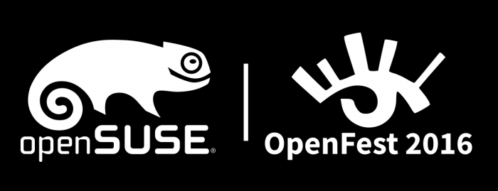 openSUSE at OpenFest 2016